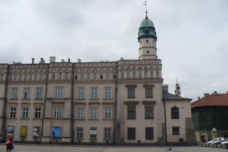 Ratusz w Kazimierzu