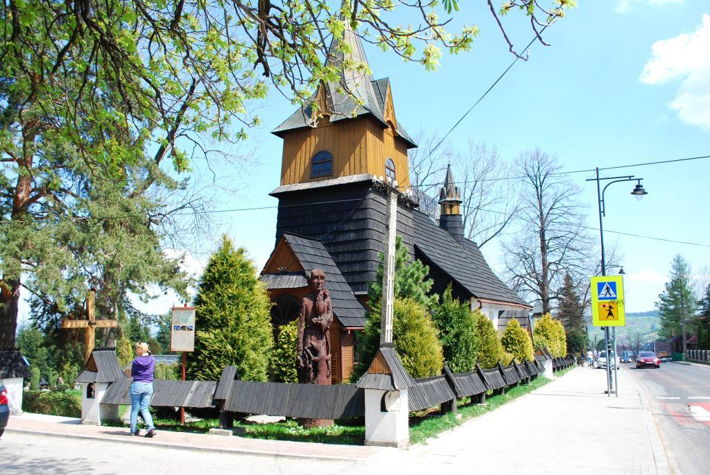 Kościół w Bukowinie Tatrzańskiej