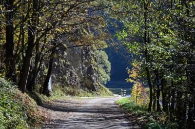 Szlak wiodący Przełomem Dunajca
