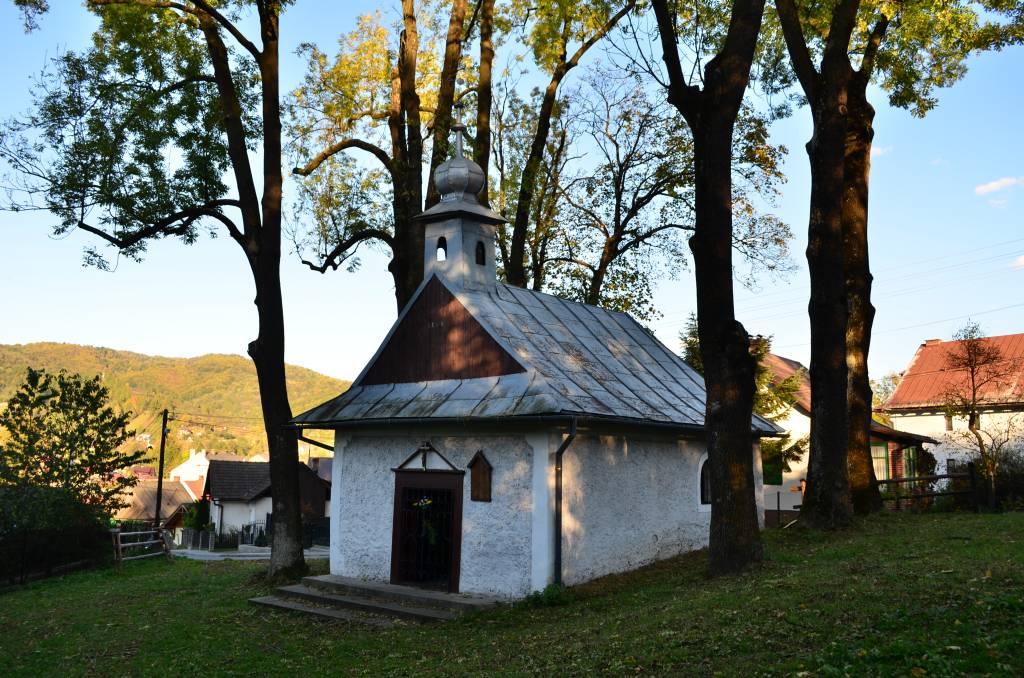 Kaplica św. Rocha w Krościenku