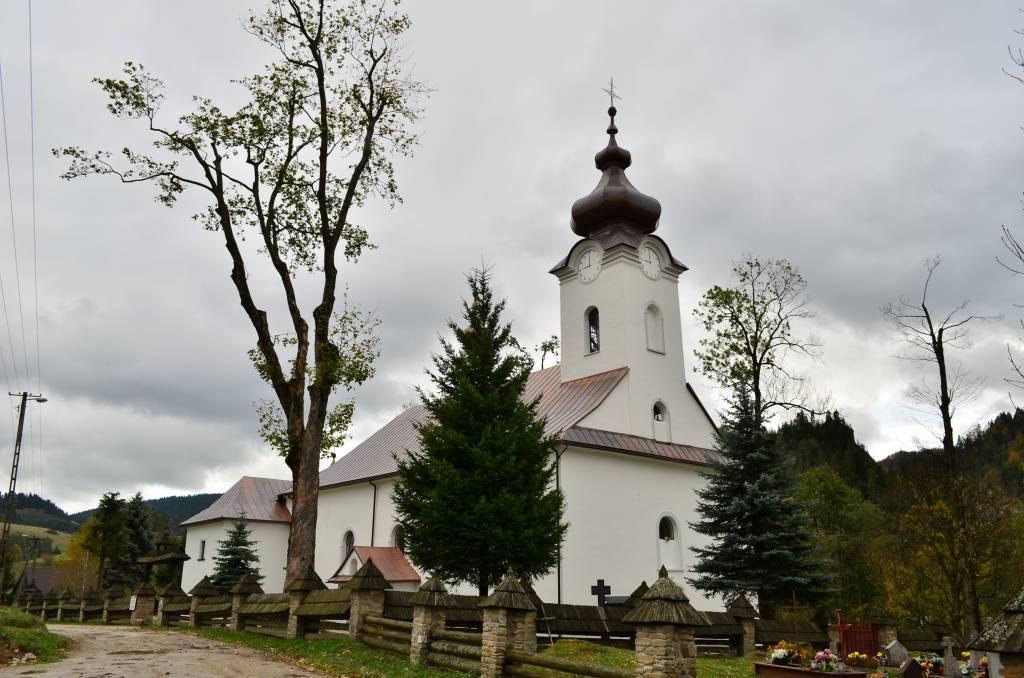 Kościół w Jaworkach