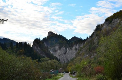 Przełom Leśnickiego Potoku