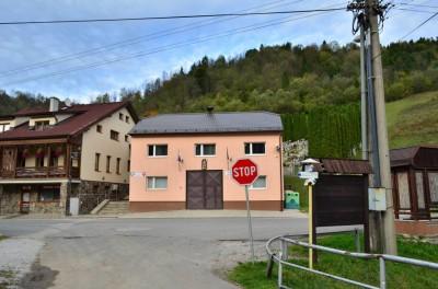 Remiza strażacka w Leśnicy