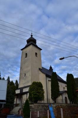 Kościół p.w. św. Michała Archanioła w Leśnicy
