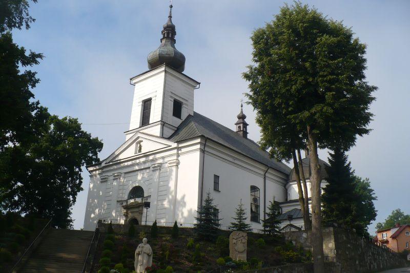 Kościół św. Jakuba w Podegrodziu